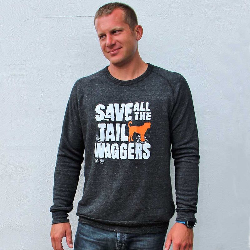 Tail Waggers Sweatshirt