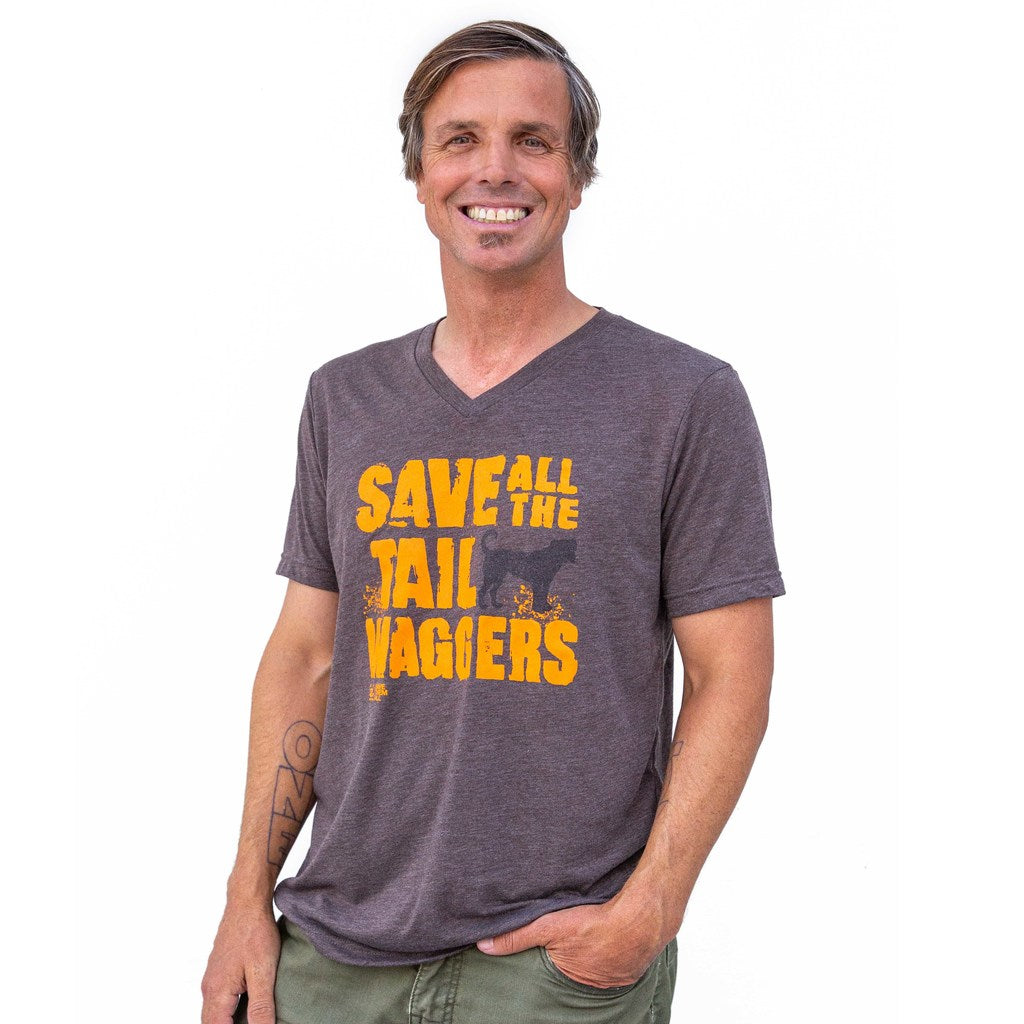 Tail Waggers T-shirt