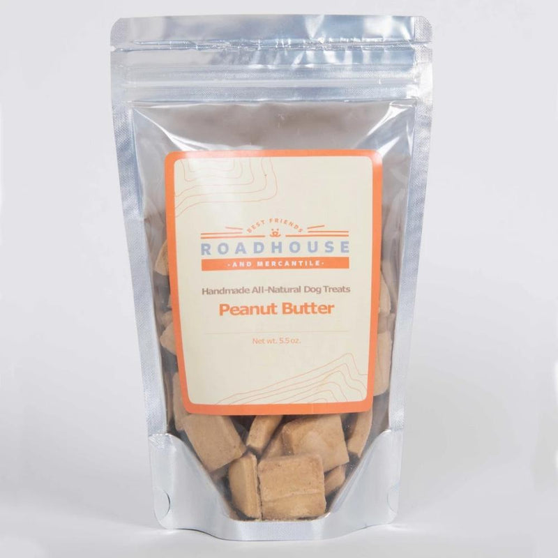 R&M Dewey Dog Treats, Peanut Butter