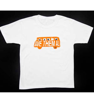 Vanimal T-shirt, Youth, White