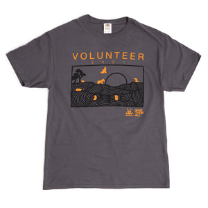 2021 Volunteer T shirt, Unisex
