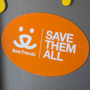 Save Them All Magnet