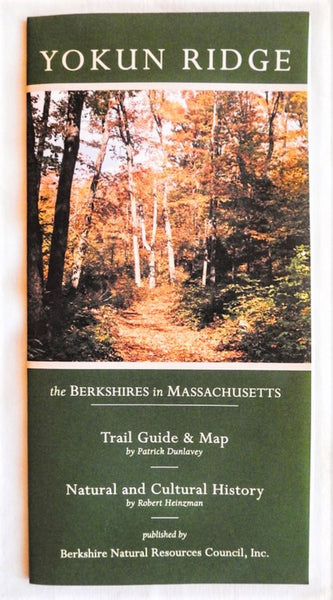 Yokun Ridge Regional Trail Map and Interpretive Guide