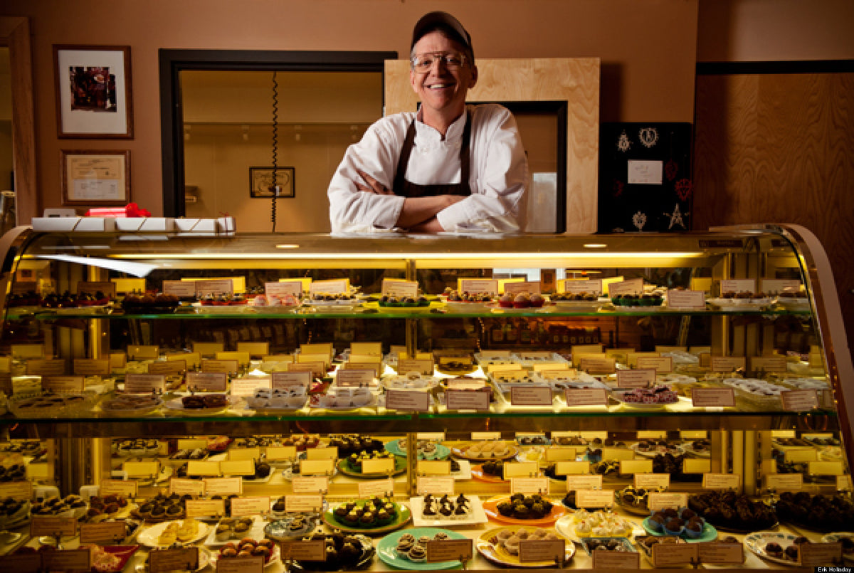Dale Anderson, Chocolatier at Confections with Convictions