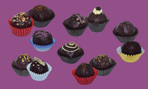 Dark Chocolate Truffle Collection