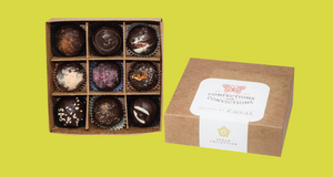 Vegan Chocolate Truffle Collection