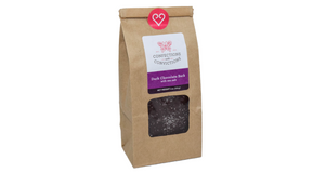 Dark Chocolate Bark with Sea Salt (4 oz.)