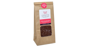 Milk Chocolate Bark with Smoked Sea Salt (4 oz.)