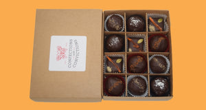 'Some Like It Hot' Chocolate Truffle Collection
