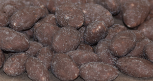 Almond Bites with Milk Chocolate