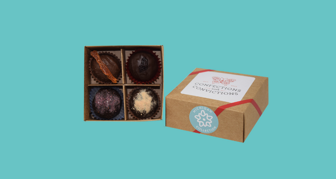 Michigan Chocolate Truffle Collection