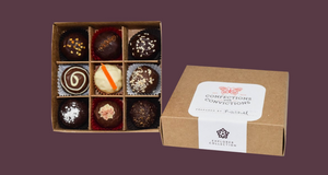 Explorer Chocolate Truffle Collection