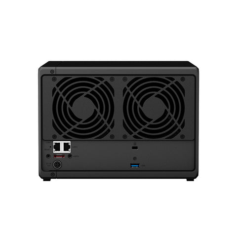 SimplyFlash Solid State DS1019+ 9.6TB FlashNAS