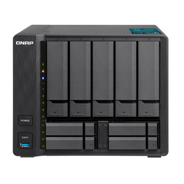 SimplyFlash Solid State 55.36TB HybridNAS Configured