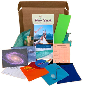 rockets science subscription box for kids
