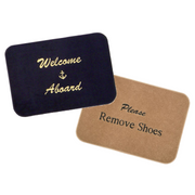 Nautical Welcome Mats
