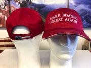 Make Boating Great Again - Embroidered Baseball Cap