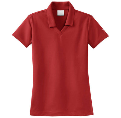 Ladies Nike Dri-FIT Micro Pique Polo