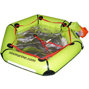 Two Man Coastal Life Raft