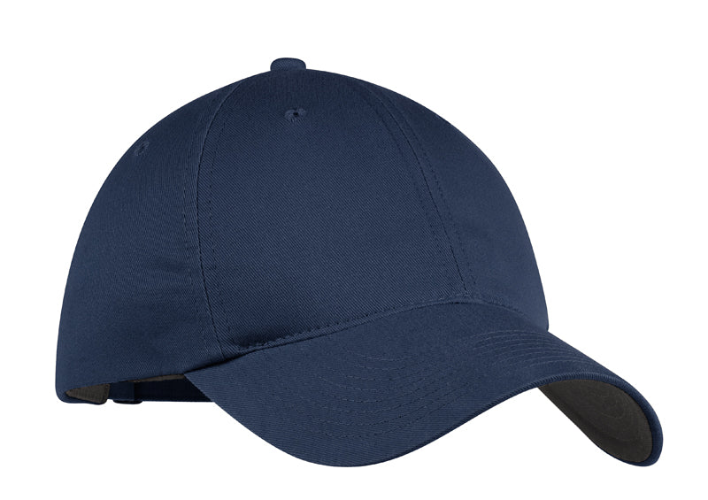 2df17506ab3db5 Nike Unstructured Twill Cap - Custom Embroidered | Cape Hatteras Marine
