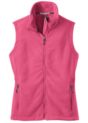 Ladies R-Tek Fleece Vest