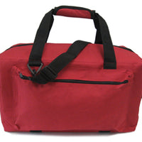 Soft-Sided Canvas Bag Cooler