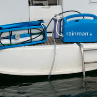 Rainman Desalinization System - Electric