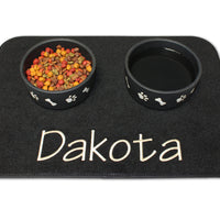 Personalized Pet Placemat