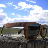 Rosewood Sunglasses - Hazelwood