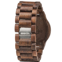 Walnut Wood Watch - Kappa Nut