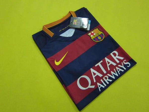 BARCELONA 2015 2016 MESSI 10 HOME JERSEY