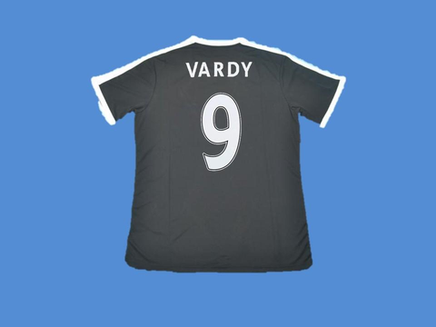 LEICESTER CITY  2015 2016 VARDY 9 AWAY  JERSEY
