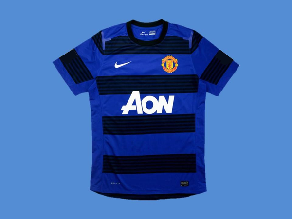 MANCHESTER UNITED  2011 2012 CHICHARITO 14  AWAY  JERSEY