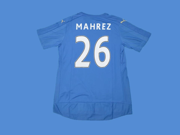 LEICESTER CITY 2015 2016 MAHREZ 26 HOME  JERSEY