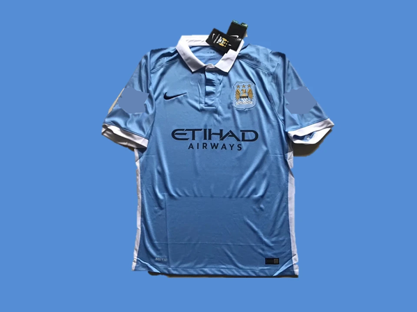 MANCHESTER   CITY 2017 2018  HOME   JERSEY