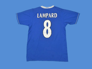 CHELSEA 2003 2005 LAMPARD 8 HOME JERSEY
