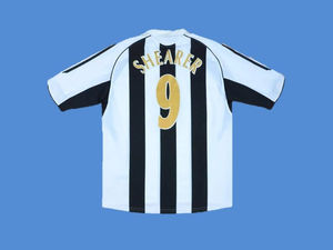 NEWCASTLE  2005 2006 SHEARER 9  HOME JERSEY