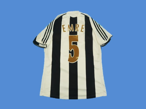 NEWCASTLE  2005 2006  HOME EMRE 5 JERSEY