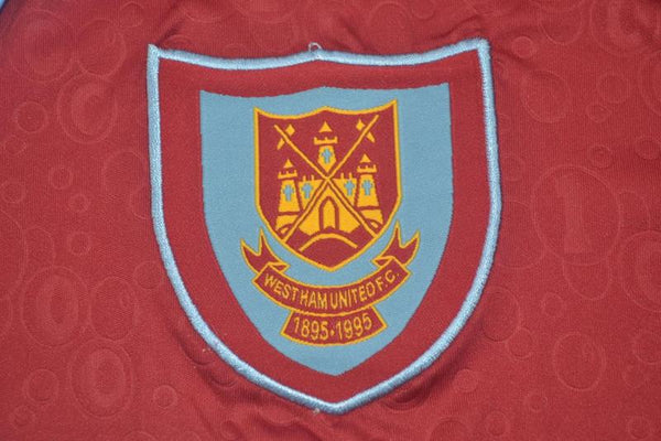 WEST HAM  UNITED 100 YEARS