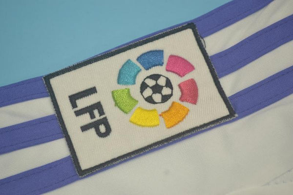 REAL MADRID 2007 2008 RAUL 7 HOME JERSEY