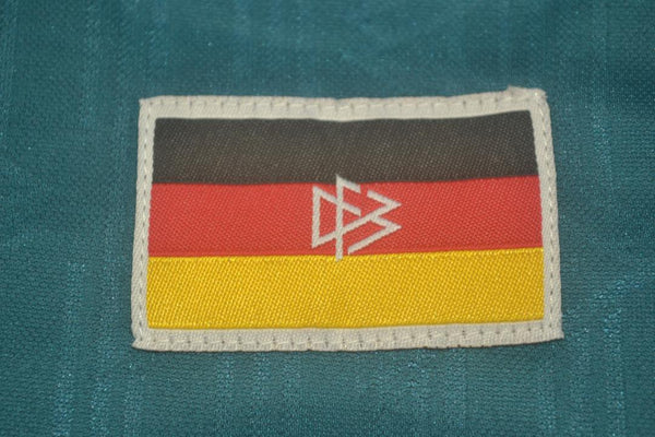 GERMANY 1996 1998 AWAY JERSEY