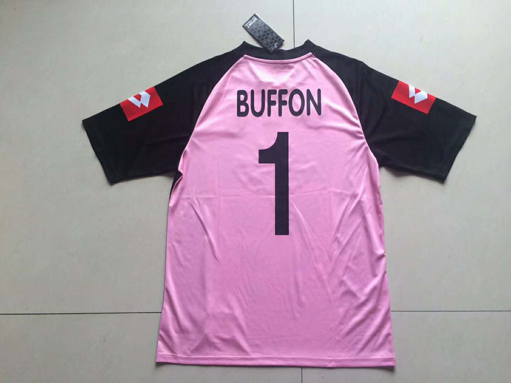promo code 0567d deb1f JUVENTUS 2002 2003 BUFFON 1 HOME FOOTBALL SHIRT SOCCER ...