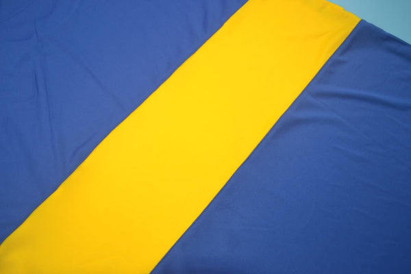 BOCA JUNIORS 1981 NUMBER 10 HOME  JERSEY