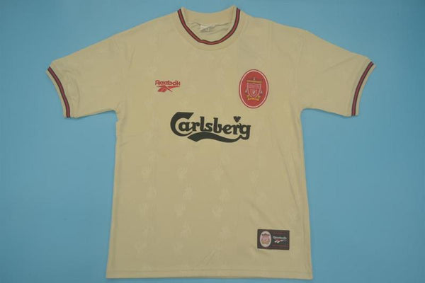 LIVERPOOL 1995 1997 AWAY JERSEY
