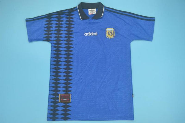 ARGENTINA 1994 WORLD CUP AWAY JERSEY
