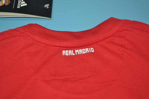 REAL MADRID 2011-2012 AWAY JERSEY