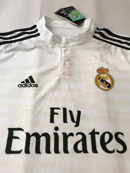 REAL MADRID 2014 2015 HOME JERSEY