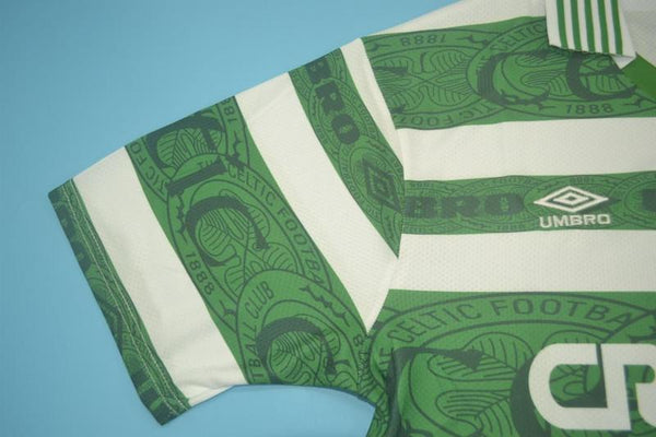 CELTIC  1995 1997 HOME  JERSEY