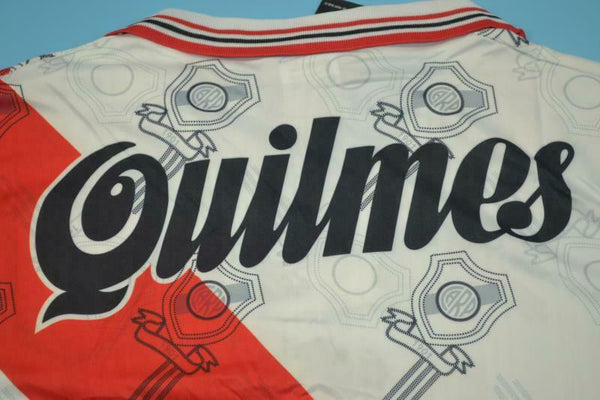 RIVER PLATE 1996 NUMBER 10 HOME  JERSEY