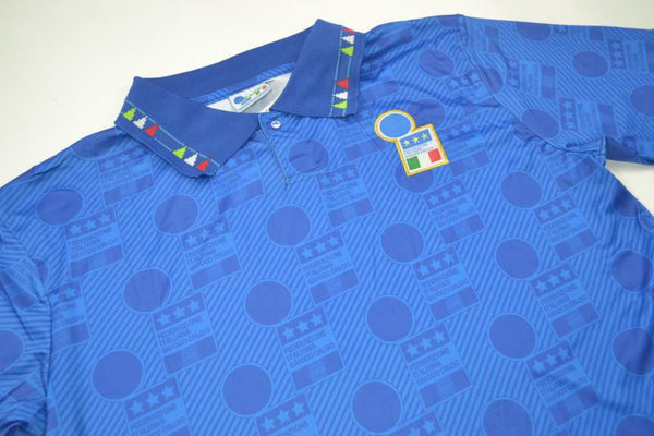 ITALY 1994 WORLD CUP HOME  JERSEY